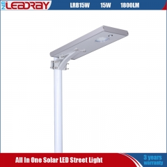 Solar Street Lamp Integrated For Garden