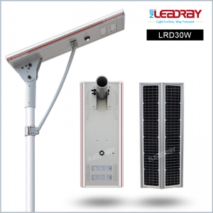 LRD Series 30W Solar Powered Led Park Lights
