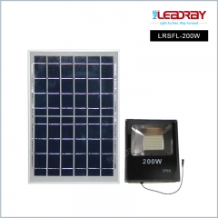 200W Solar LED Flood Light